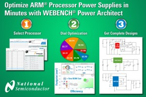 Processor_Power_Architect_PR2333-300x200 National Semiconductor presenta il nuovo WEBENCH Processor Power Architect