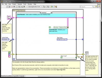 LabVIEW2012Template-394x300 LabVIEW 2012 integra esempi pronti all'uso