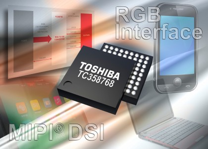 MIPI_DSI-420x300 Convertitore parallelo-DSI  (Display Serial Interface) TC358768 di Toshiba