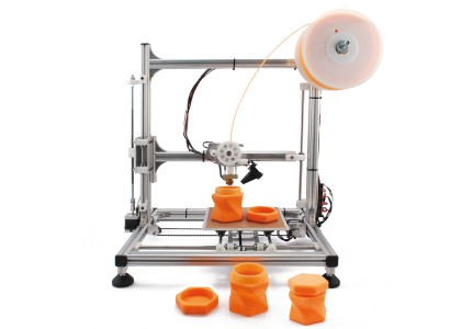 3DragMontata-420x300 Sfida tra Makers: in palio due stampanti 3D!