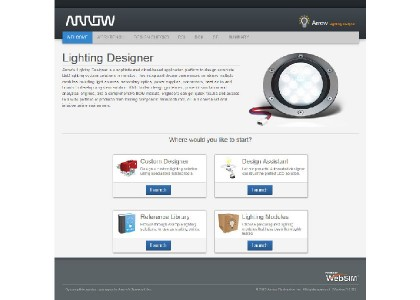 Arrow-Lighting-Designer-1-420x300 Arrow aggiunge nuove potenti funzionalità alla piattaforma di lighting design