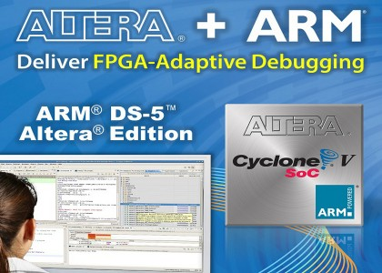 Altera23-420x300 Altera e ARM annunciano il Primo toolkit in grado di supportare gli FPGA
