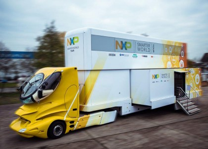 NXP_SmarterTourEMEA-420x300 Green Hills Software e la gestione della sicurezza all'NXP Smarter World Tour