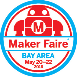 MF16BA_Badge_255 Maker Faire Bay Area, dove tutto ha avuto inizio