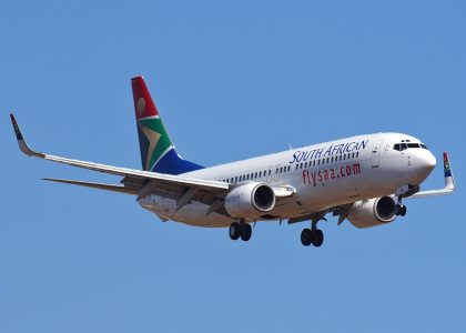 SAA_Boeing-420x300 Boeing e South African Airways: primi voli in Africa con biocarburanti