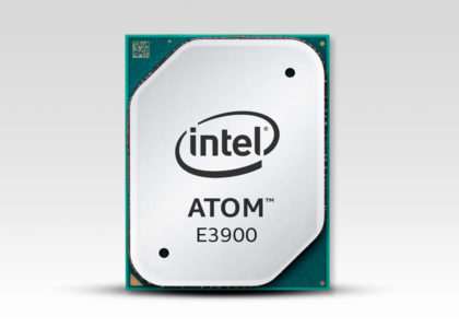Intel_E3900-420x300 Intel Atom E3900 per dispositivi IoT intelligenti e connessi