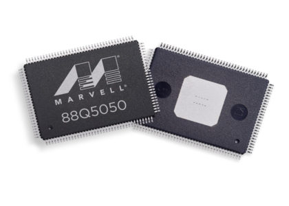 88Q5050_Marvell-420x300 L'Ethernet switch automotive sicuro di Marvell per la piattaforma NVIDIA DRIVE Pegasus