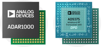 ADAR10002-420x195 Phased Array e Beamforming: le soluzioni Analog Devices