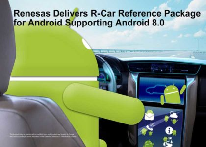 R-Car_Android_Apertura-420x300 R-Car Reference Package for Android da Renesas