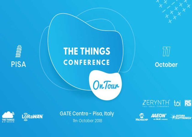 TheThingsConference-640x457 RS Components è partner di The Things Conference Italy