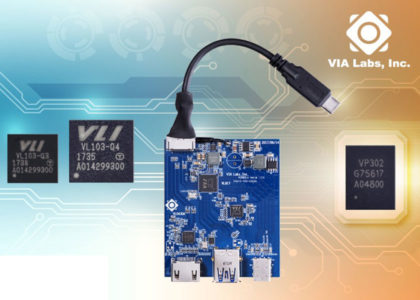 USB_VIA-420x300 VIA Labs presenta un chip certificato USB-IF Power Delivery 3.0