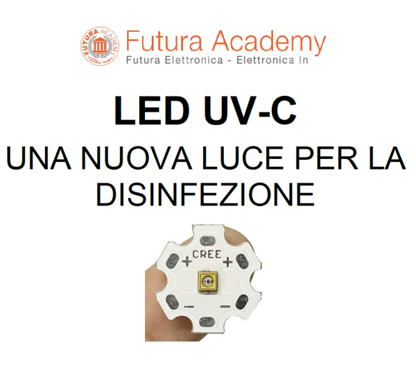 Video del Webinar lampade e LED UVC