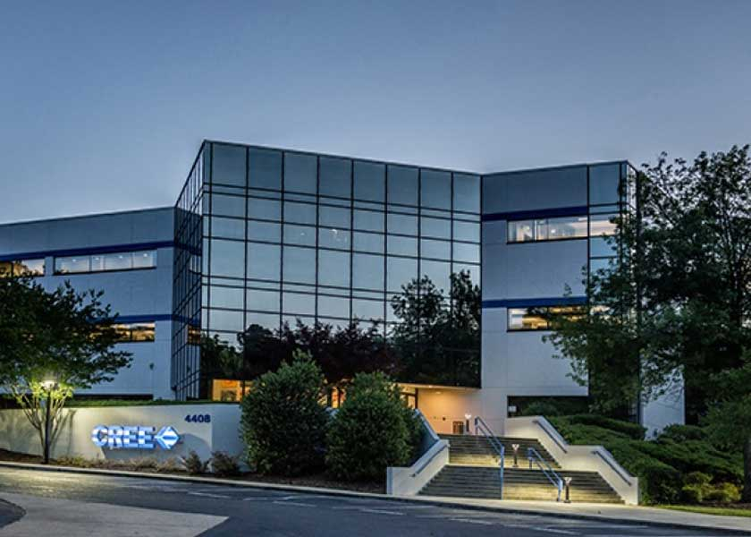 Cree si focalizza su SiC e GaN e vende l'unità di LED Business a SMART Global Holding per 300 milioni